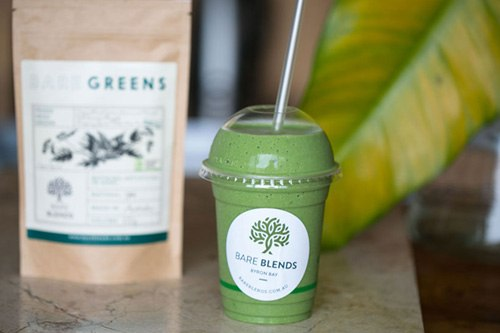 Bare Greens Smoothie