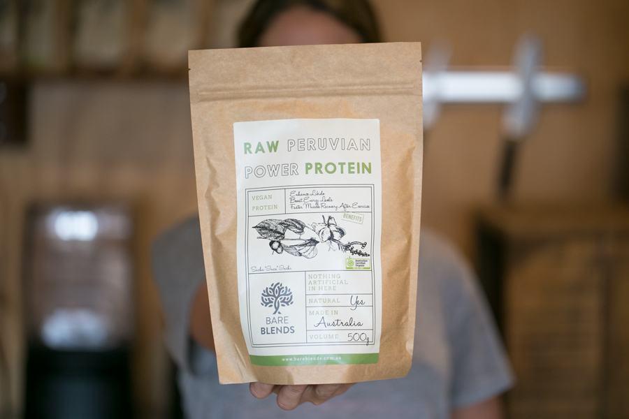 Certified Organic Vegan Peruvian Power Protein Sacha Inchi