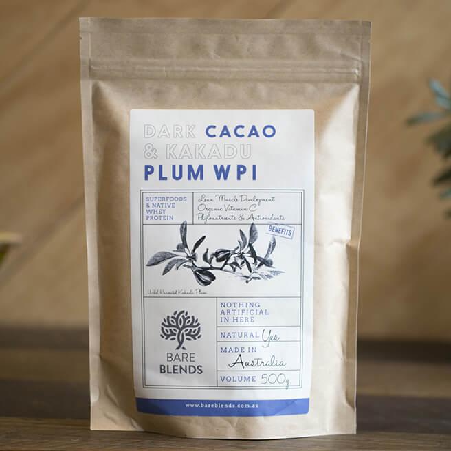 Cacao kakadu plum WPI