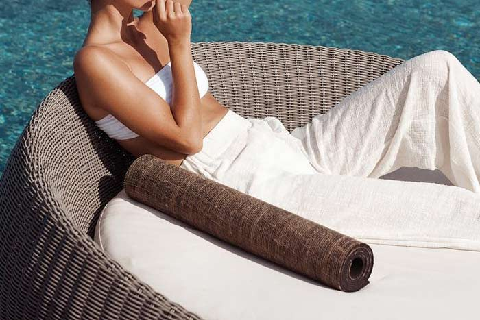 Coconut Yoga Mat