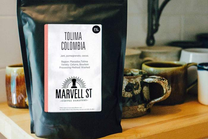 Marvell St Coffee