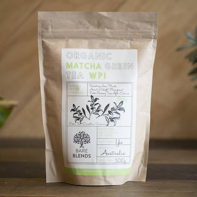 Japanese Matcha WPI