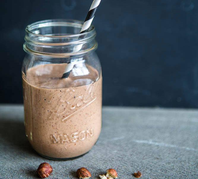 nutella-smoothie