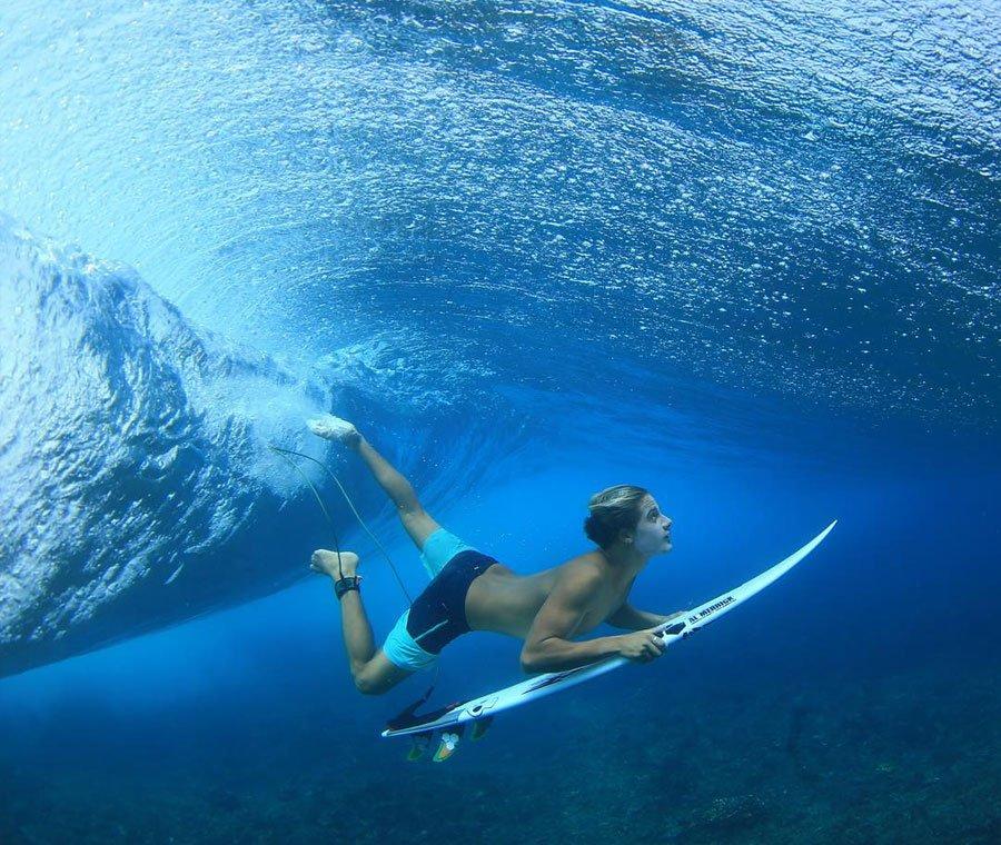 Soli Bailey Surfer